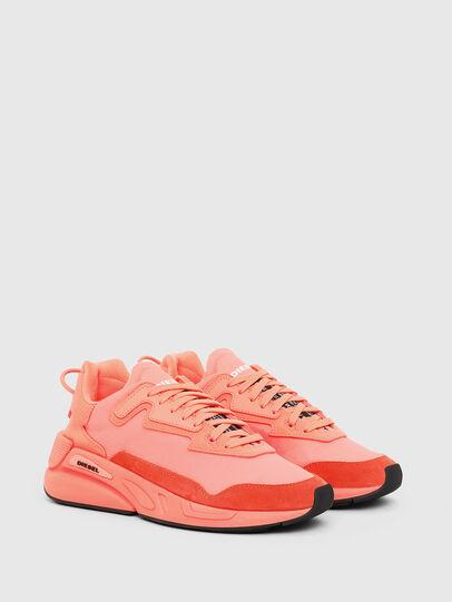 Diesel - S-SERENDIPITY LC W, Pink - Sneakers - Image 2