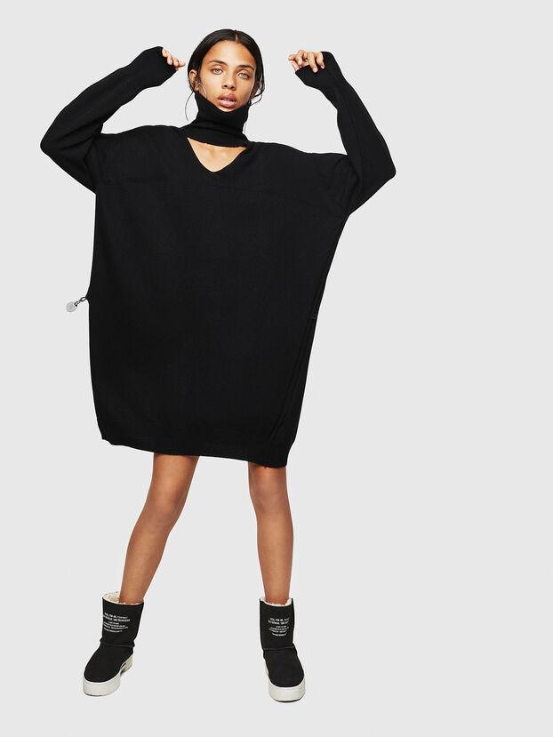 M-LILIA, Black - Dresses