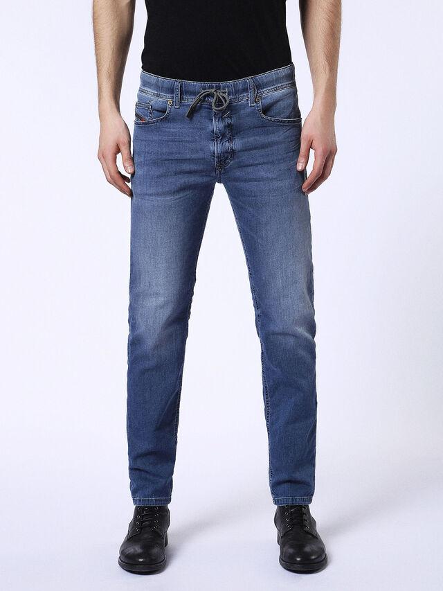 Diesel - WAYKEE JOGGJEANS 084CZ, Light Blue - Jeans - Image 2