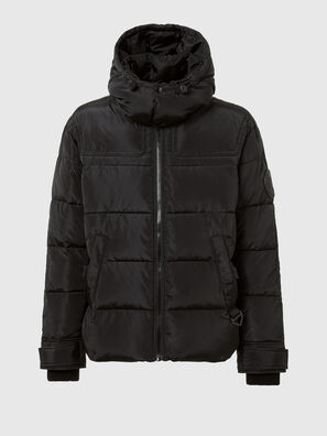 W-RUSSELL-WH, Black - Winter Jackets