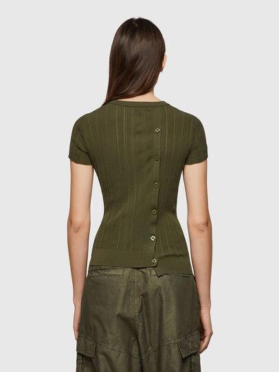 Diesel - M-FLORIDA, Olive Green - Knitwear - Image 2