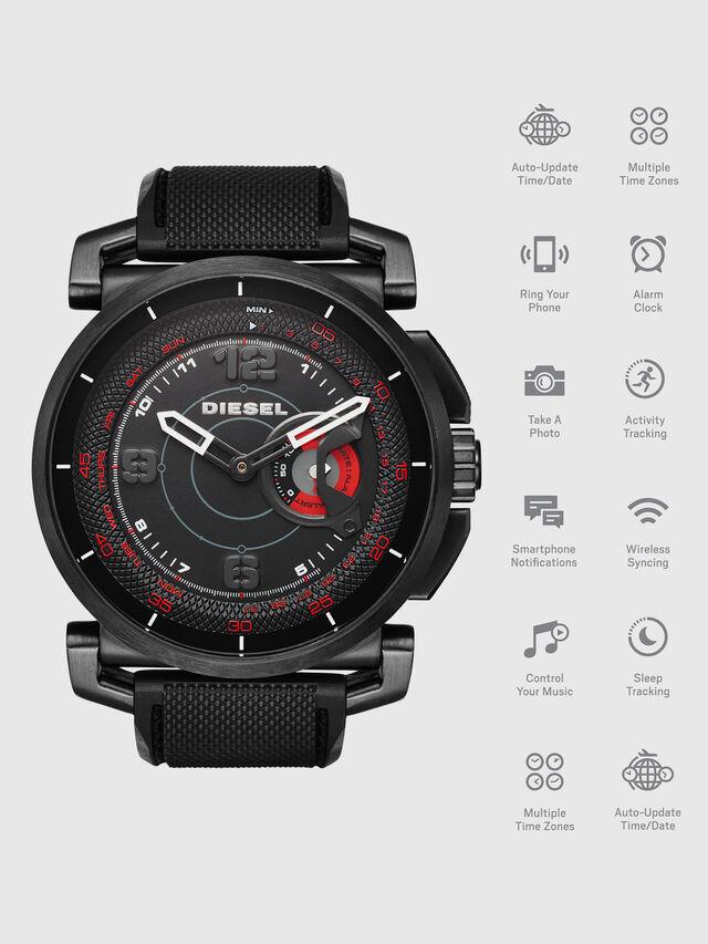 Diesel DT1006, Black - Smartwatches - Image 1