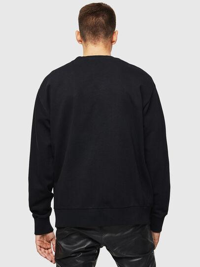 Diesel - S-BAY-B3, Black - Sweaters - Image 2