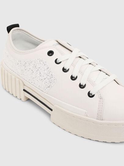 Diesel - S-MERLEY LOW, White - Sneakers - Image 4