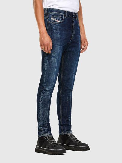 Diesel - D-Vider 0092X, Medium blue - Jeans - Image 6