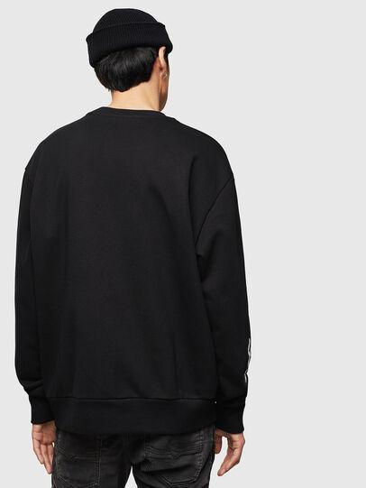 Diesel - CL-SNOR-LITMA, Black - Sweaters - Image 2