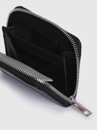 Diesel - CRASSU, Black - Zip-Round Wallets - Image 4