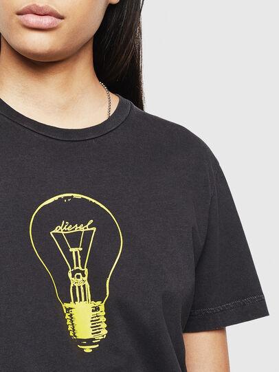 Diesel - T-DIEGO-S9, Black - T-Shirts - Image 6