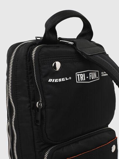Diesel - VYRGO, Black - Crossbody Bags - Image 6