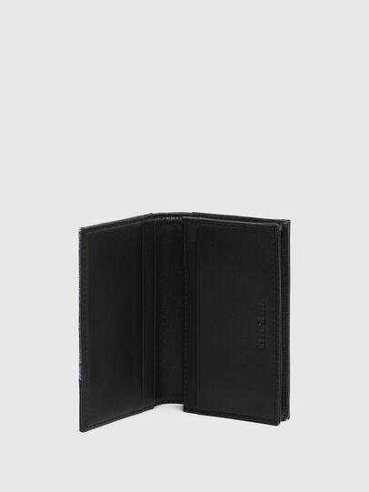 Diesel - DUKEZ, Black/Blue - Card cases - Image 3