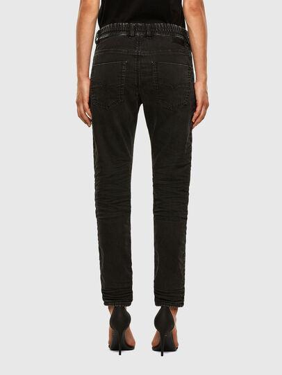 Diesel - KRAILEY JoggJeans® 009FY, Black/Dark grey - Jeans - Image 2