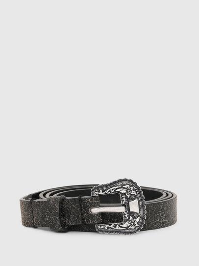 Diesel - B-TRIT, Black - Belts - Image 1