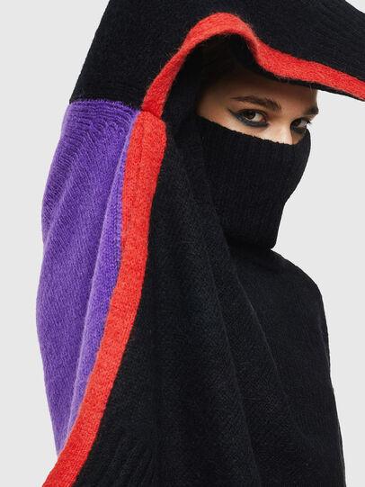 Diesel - M-PERSIA, Black - Knitwear - Image 3