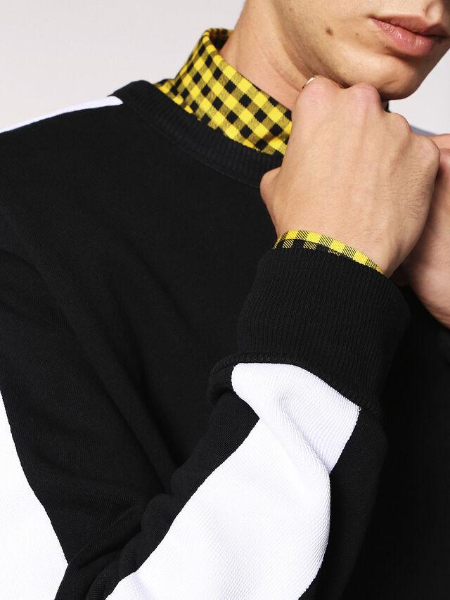 Diesel - S-MEGGY, Black - Sweaters - Image 5