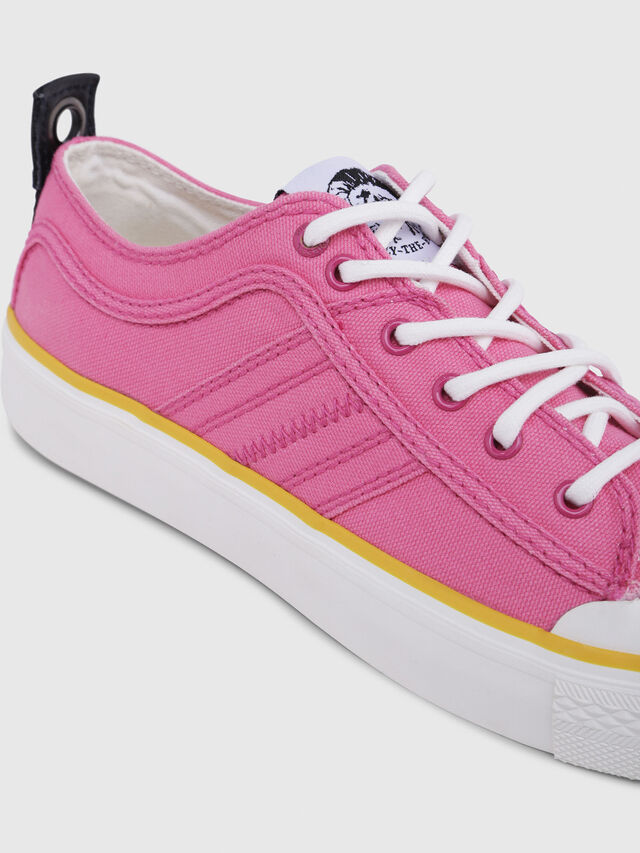 Diesel - S-ASTICO LC LOGO W, Pink - Sneakers - Image 4