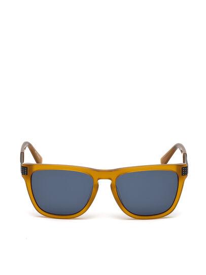 Diesel - DL0236, Honey - Sunglasses - Image 1