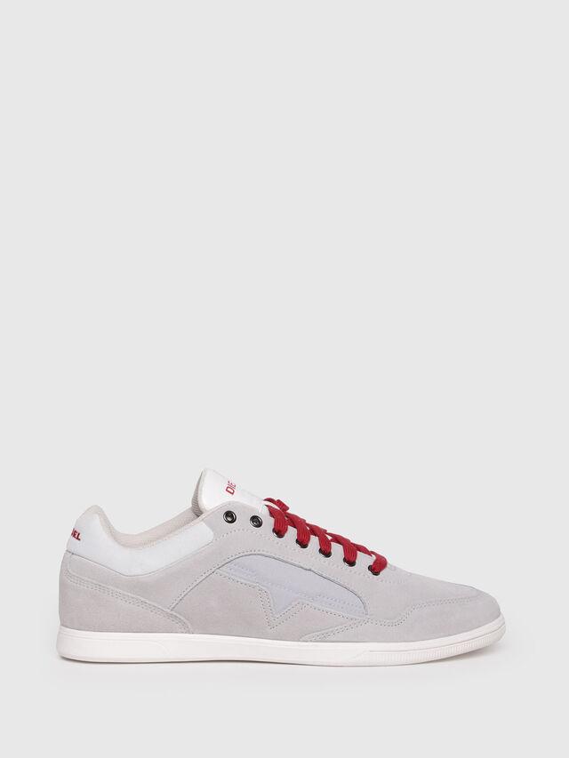 Diesel - S-HAPPY LOW, Light Grey - Sneakers - Image 1