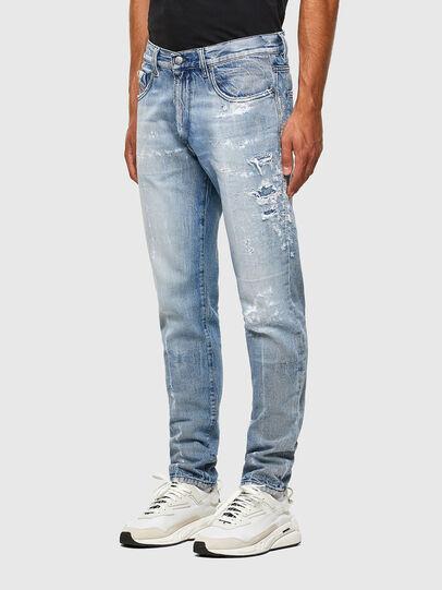 Diesel - D-Strukt 009KH, Light Blue - Jeans - Image 6
