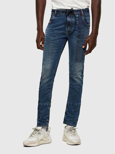 Diesel - KROOLEY JoggJeans® 069TX, Medium blue - Jeans - Image 1