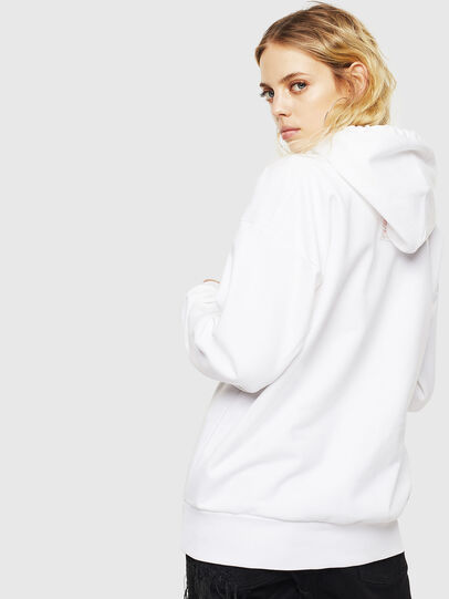 Diesel - S-ALBY-Y1, White - Sweaters - Image 4