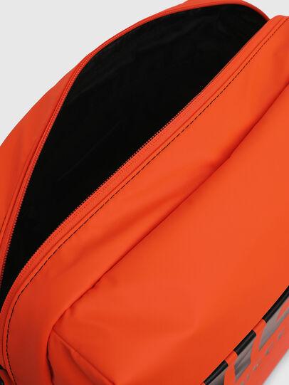 Diesel - F-BOLD CROSS, Orange - Crossbody Bags - Image 4
