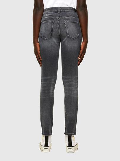 Diesel - D-Ollies JoggJeans 069QA, Black/Dark grey - Jeans - Image 2