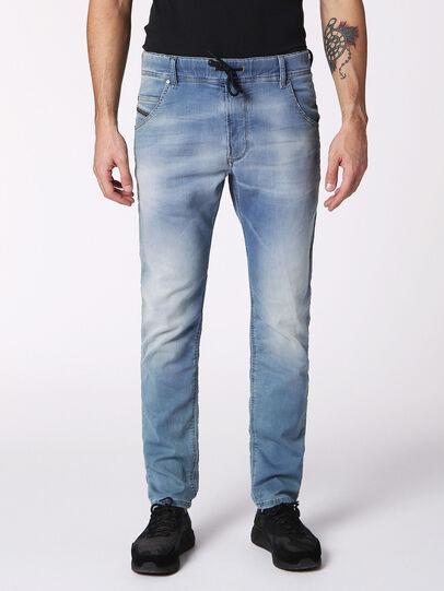 Diesel - KROOLEY R JOGGJEANS 0688Z,  - Jeans - Image 1