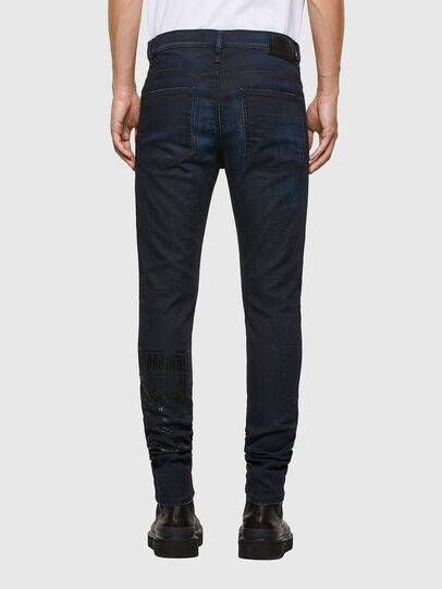 Diesel - D-Reeft JoggJeans 069RB, Dark Blue - Jeans - Image 2