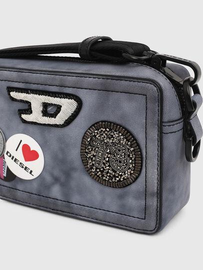 Diesel - ROSA', Blue - Crossbody Bags - Image 7