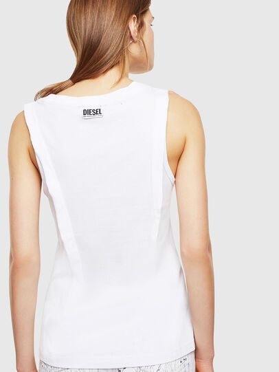 Diesel - T-TRIXY, White - Tops - Image 2