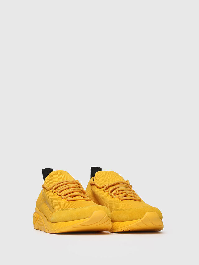 Diesel - S-KBY STRIPE, Yellow - Sneakers - Image 3