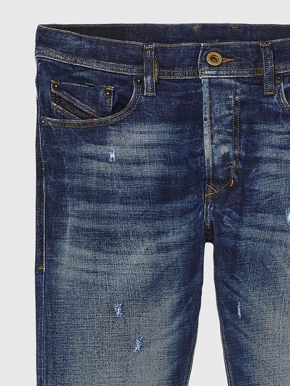 Diesel - Tepphar A87AT, Dark Blue - Jeans - Image 3