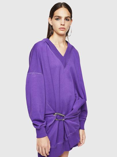 Diesel - D-KESAR-A, Violet - Dresses - Image 1