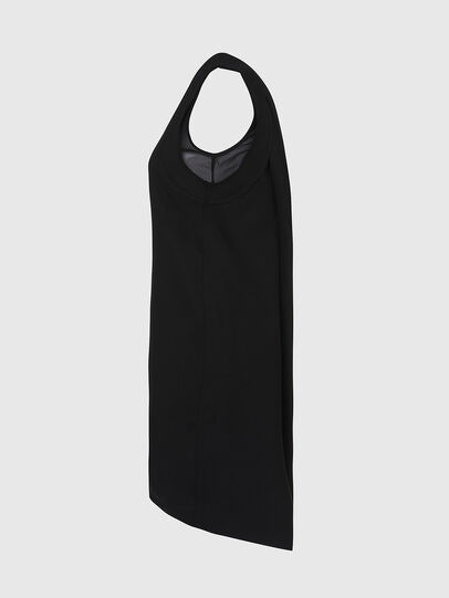 Diesel - D-PLEADY, Black - Dresses - Image 3