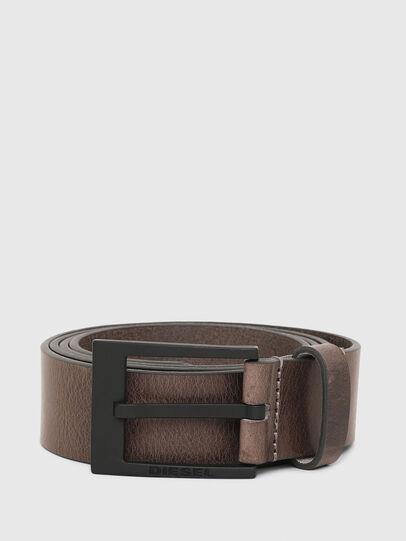 Diesel - B-SPAZZO, Brown - Belts - Image 1