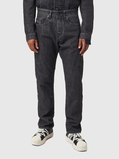 Diesel - D-Viker 0AFAF, Black/Dark grey - Jeans - Image 1