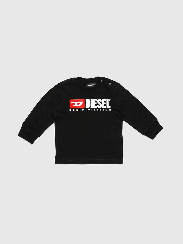 TJUSTDIVISIONB ML, Black - T-shirts and Tops