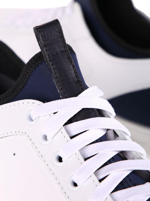 Diesel - S18ZERO, White - Sneakers - Image 7