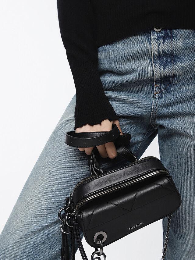 Diesel - M-HACNY, Black - Knitwear - Image 3