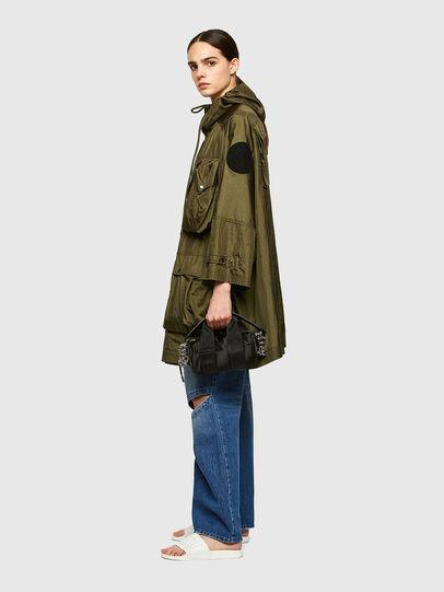 Diesel - G-NEVA, Olive Green - Jackets - Image 5