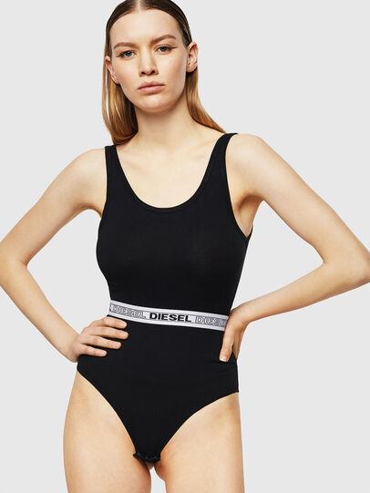 Diesel - UFTK-OLIVIA, Black - Bodysuits - Image 1