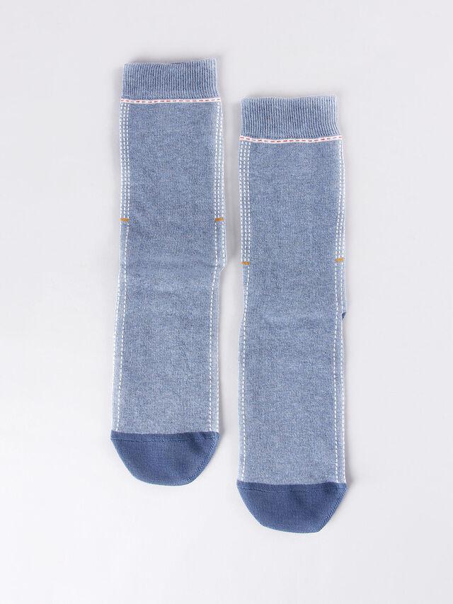 Diesel - SKM-RAY, Light Blue - Socks - Image 3
