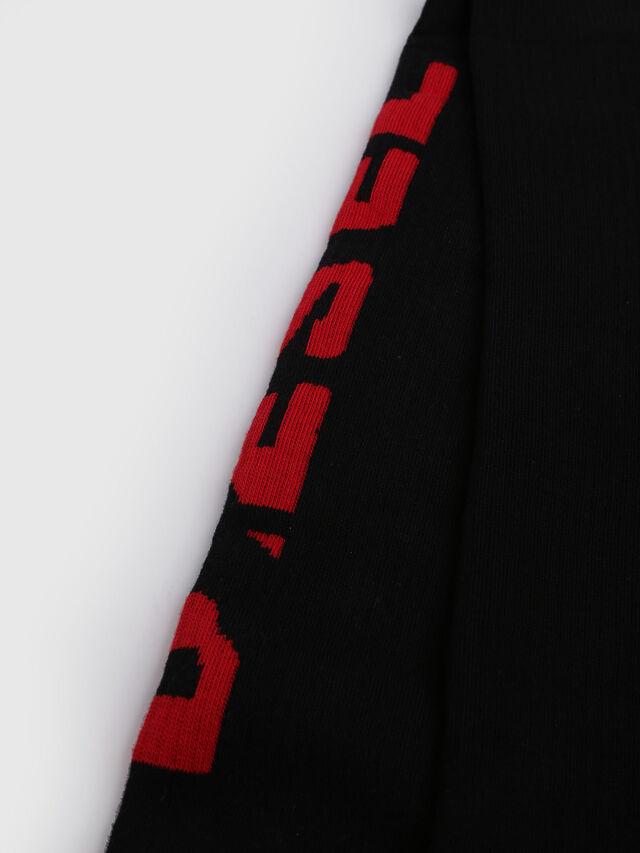 Diesel - SKM-LONG, Red - Socks - Image 2