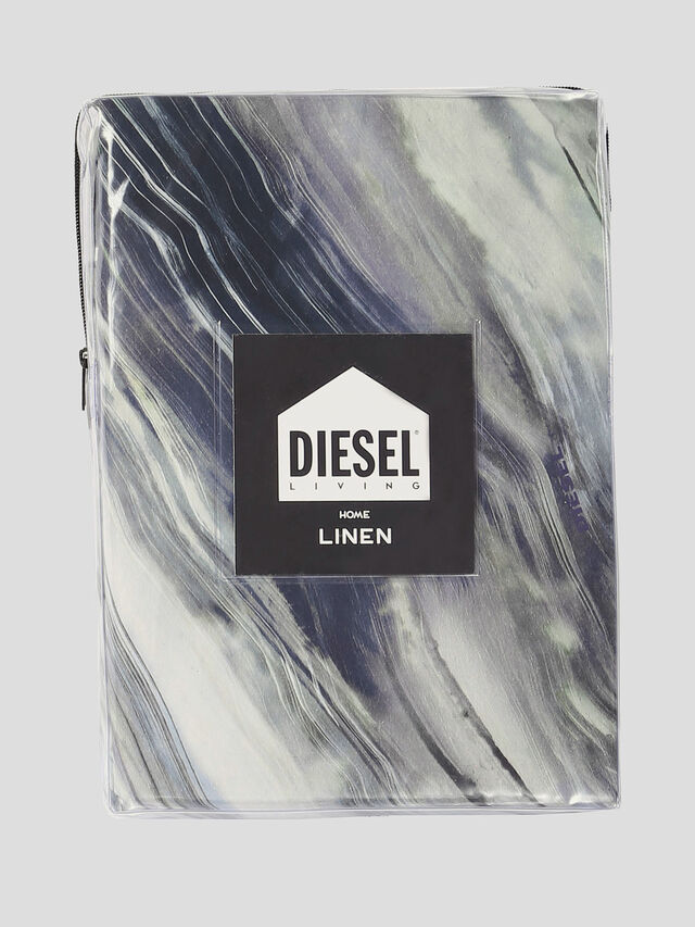 Diesel - 72089 WATER ROCK, Blue - Duvet Cover Set - Image 2