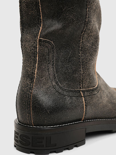 Diesel - D-THROUPER HB, Black - Boots - Image 4