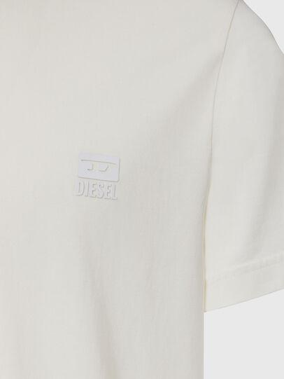 Diesel - T-DIEGOS-K31, White - T-Shirts - Image 3
