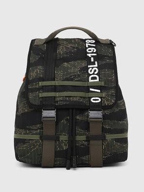 VOLPAGO BACK, Green/Black - Backpacks