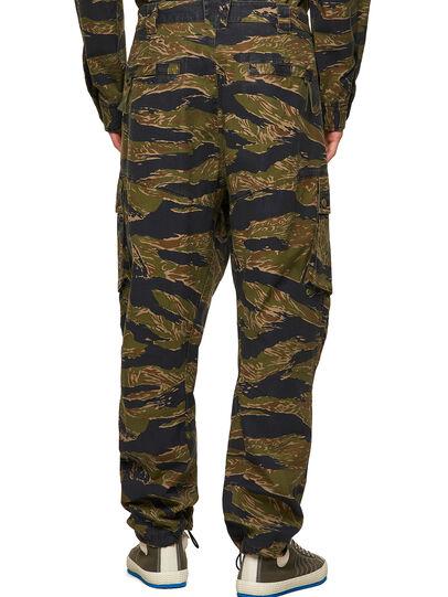 Diesel - P-BARTON, Military Green - Pants - Image 2