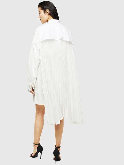 Diesel - D-TEAR, White - Dresses - Image 2