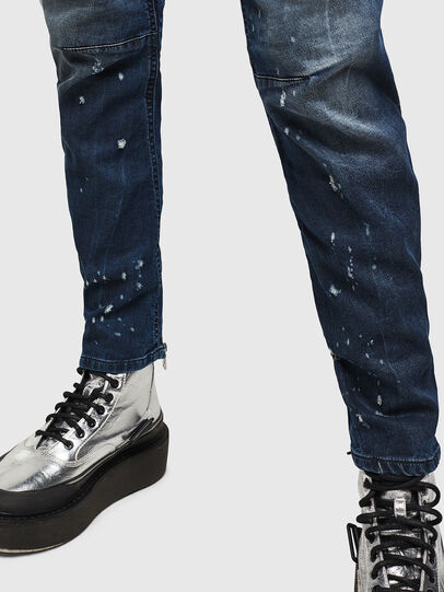 Diesel - Fayza JoggJeans 083AS, Dark Blue - Jeans - Image 3